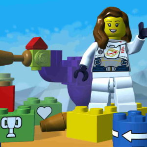Build a Digital Lego Game with Unity 3D!