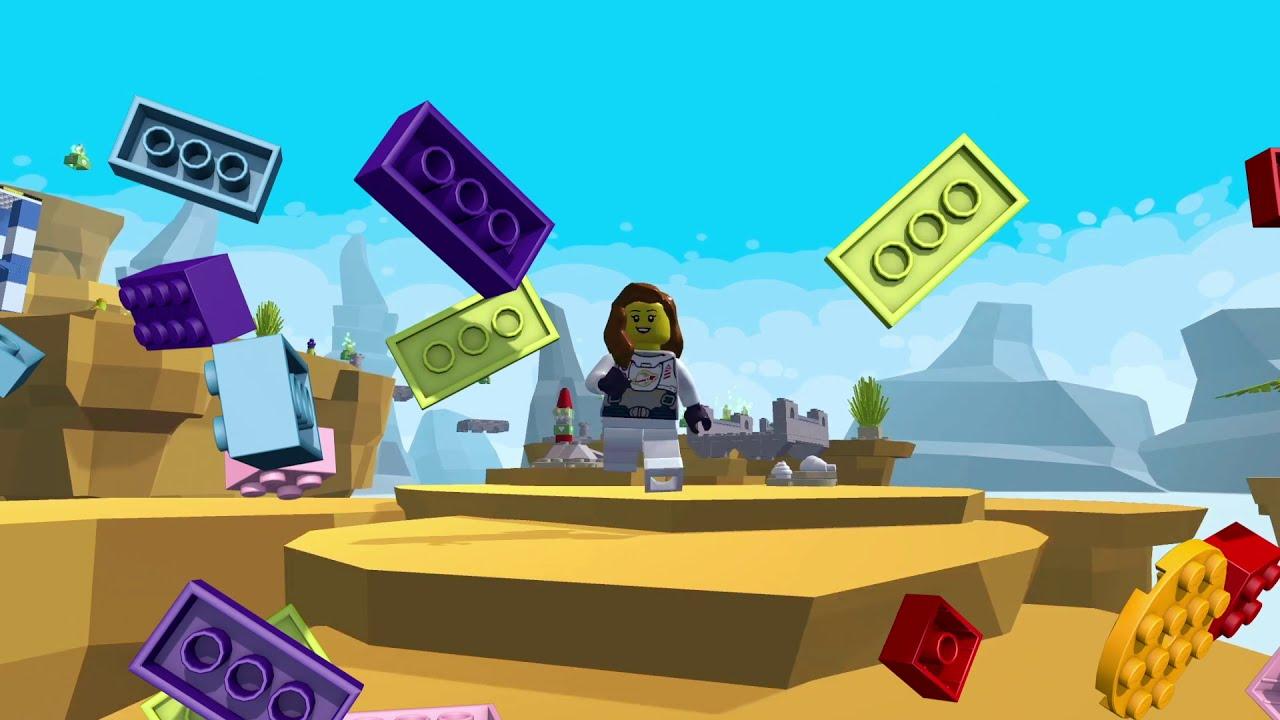 Make a Lego Unity Microgame!